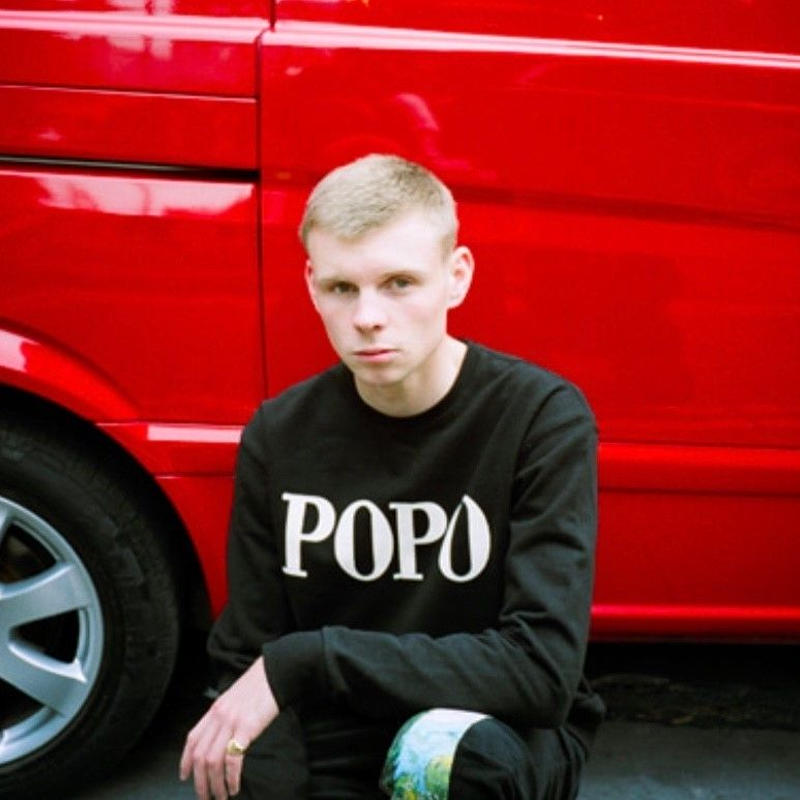 POPO' Sweatshirts – Grey