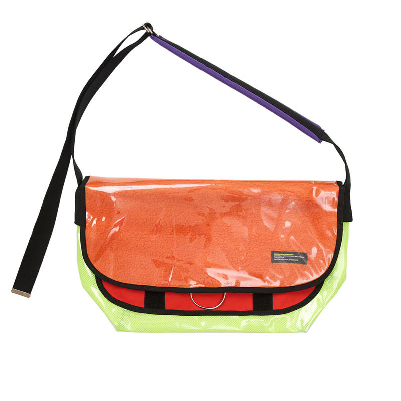 ANTI MESSENGER BAG ORANGE