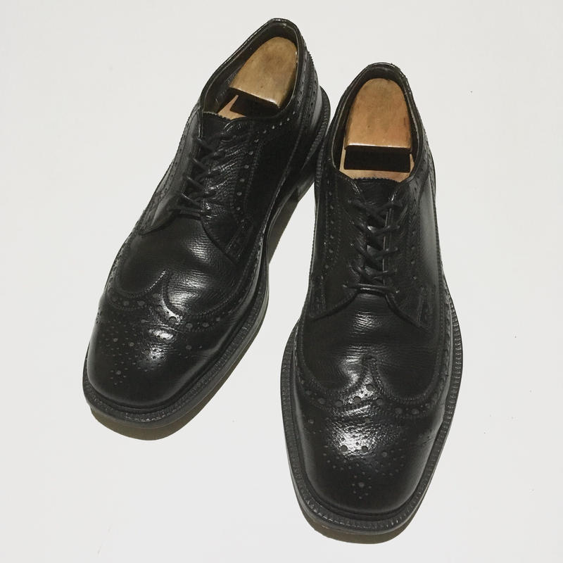 Nettleton LEHIGH Safety Shoes Wingtip