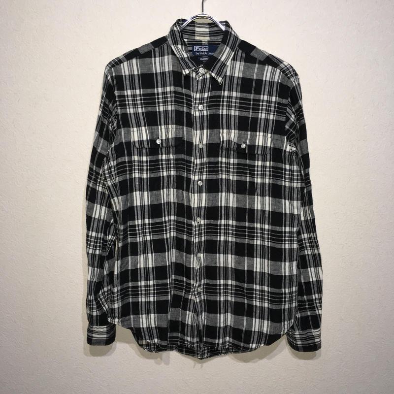 Ralph Lauren Long Sleeve Shirt ラルフローレン