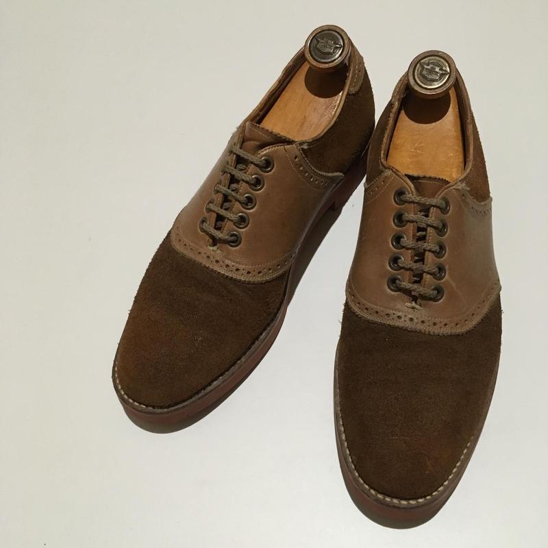 Florsheim Saddle Shoes フローシャイム ザドルシューズ