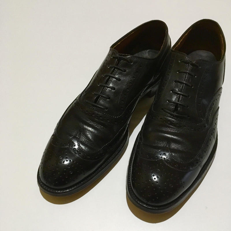 Keith Highlanders Vintage Shoes キース ハイランダーズ レザーシューズ
