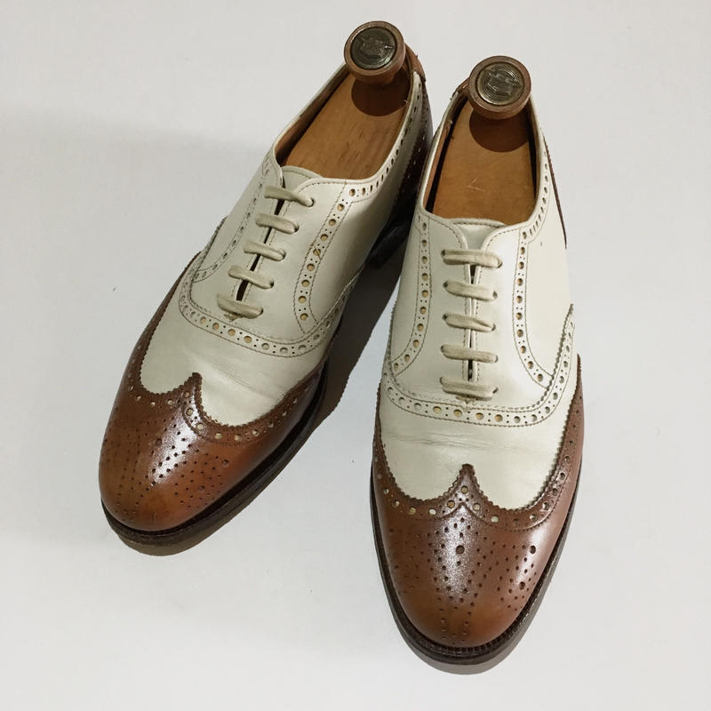 Polo Ralph Lauren By Crockett & Jones Bench Made