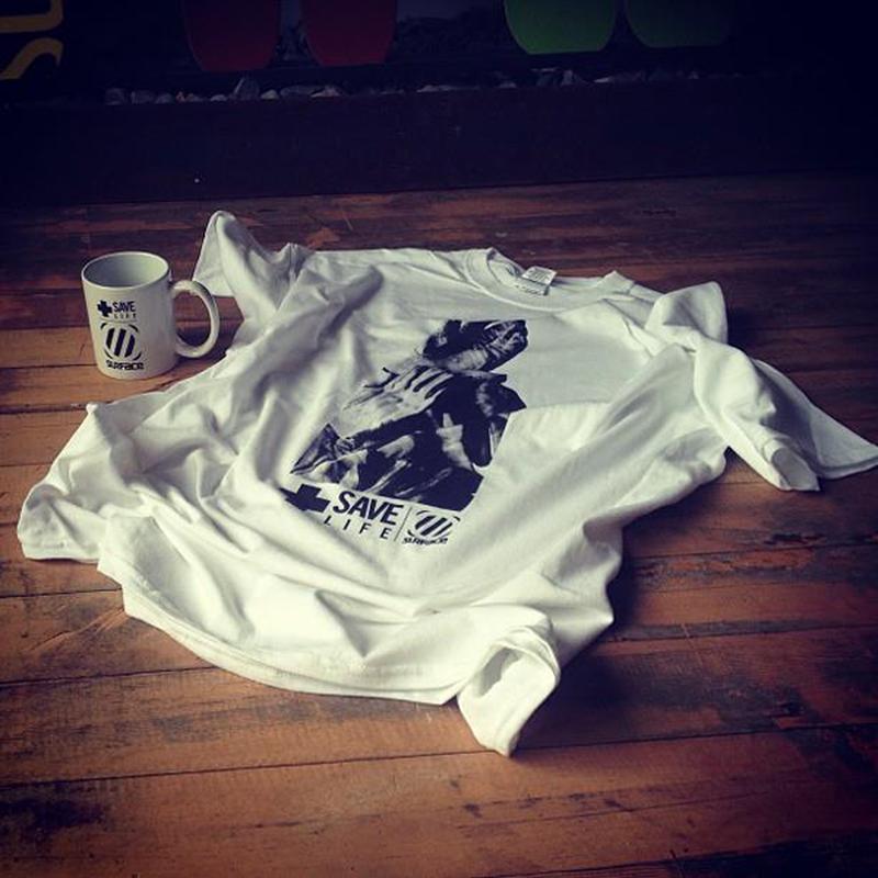 SAVELIFE T-Shirts & Mug Set (パトロール隊員専用)