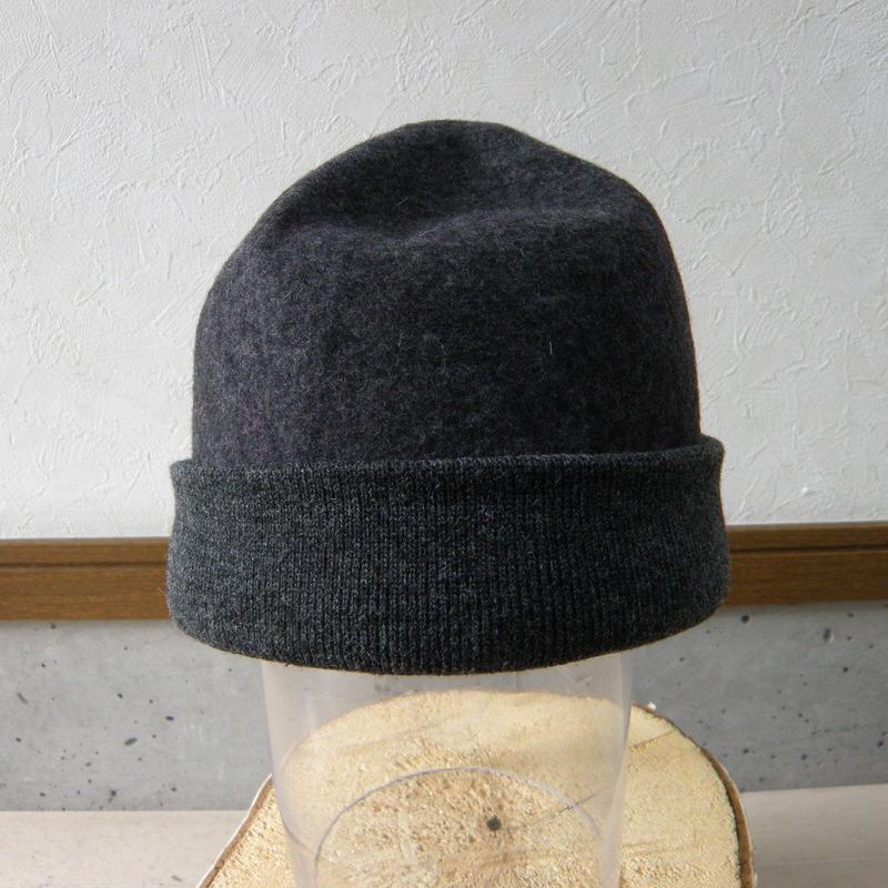 YEAH RIGHT!! UNION FELT CAP(HEATHER GRAY)
