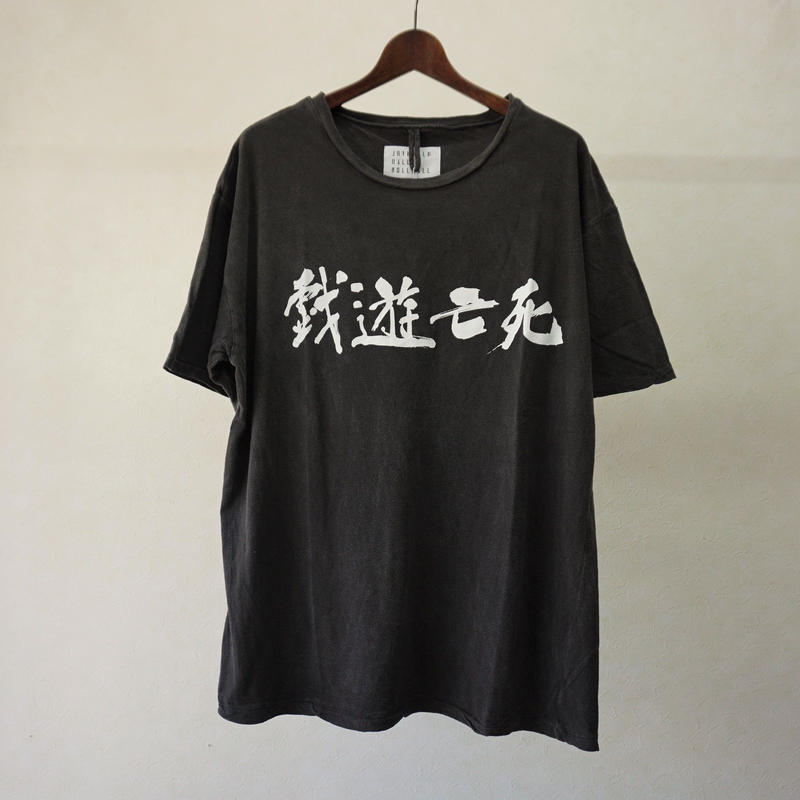 JUVENILE HALL ROLLCALL プリントTシャツ