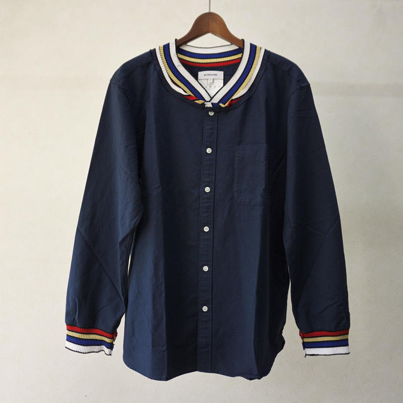 bodysong. BS19015 RIBSHIRTS リブシャツ