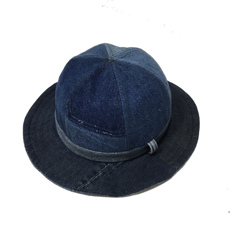 Denim Fatigue Hat①