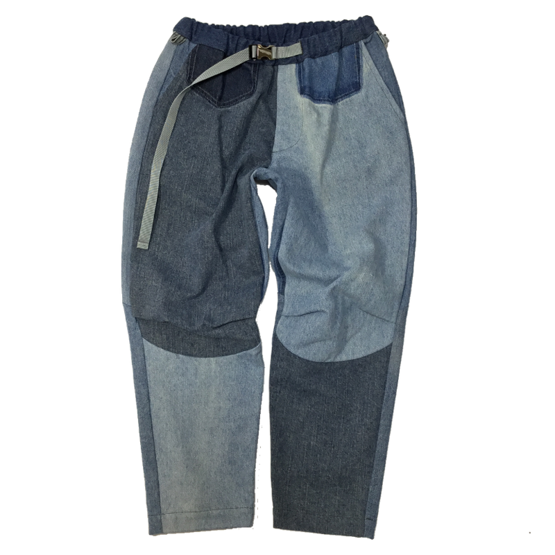 Tuck Denim Pants⑤/フリーサイズ