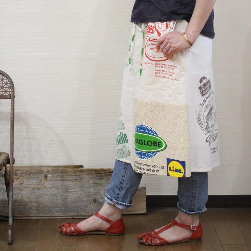 Eco-Gathered skirt②/フリーサイズ