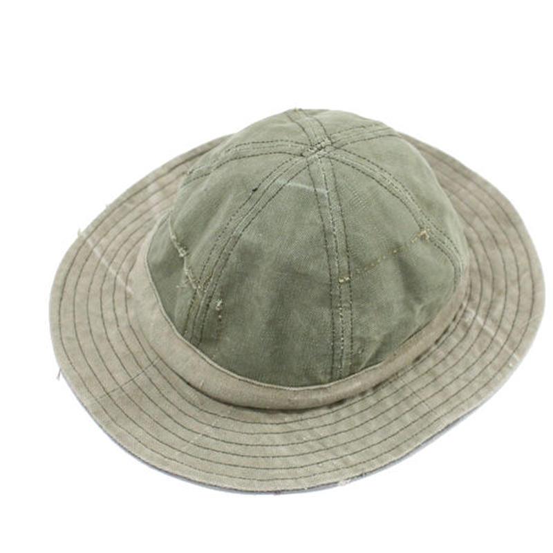 6Panel Fatigue hat / 1940's Tent③