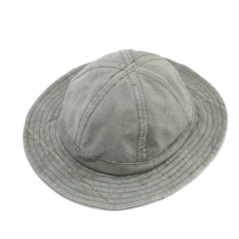 6Panel Fatigue hat / 1940's Tent②
