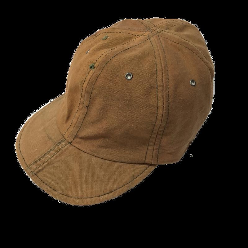 MilitaryTent ShortBrim Cap③