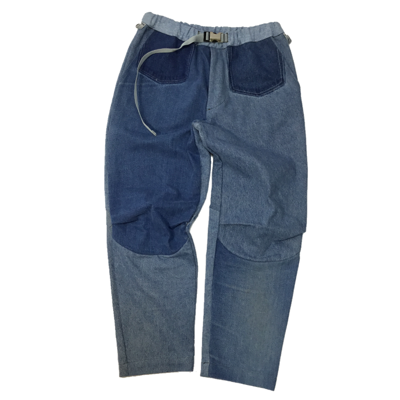 Tuck Denim Pants③/現在リース中