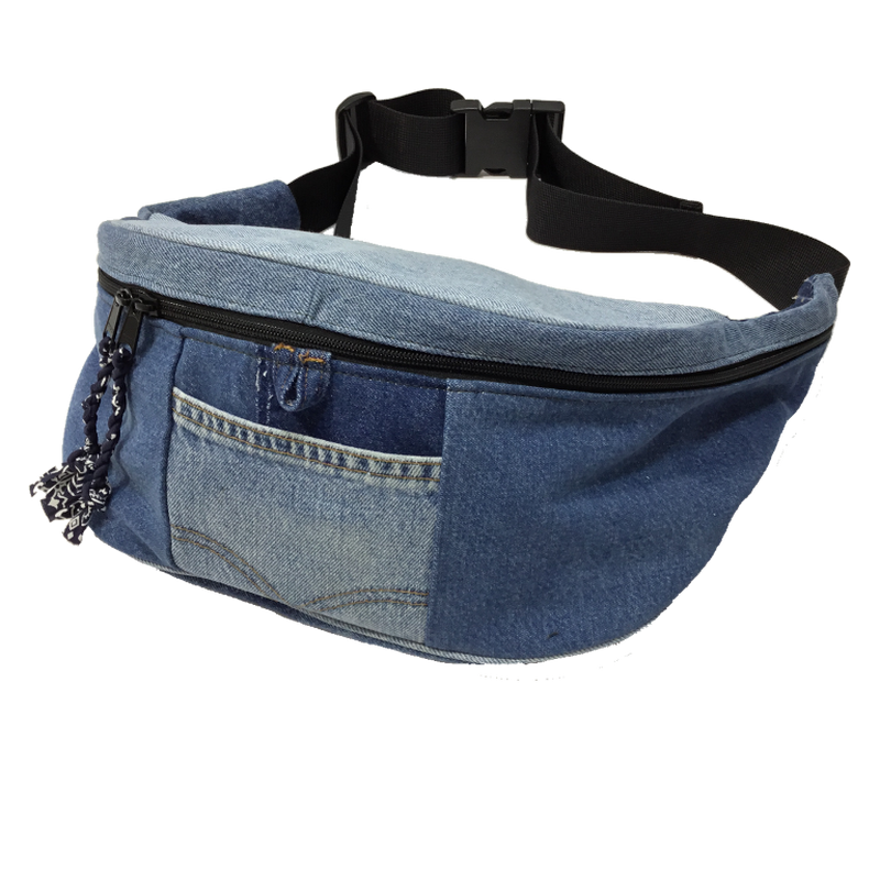 Waist Bag / Denim4