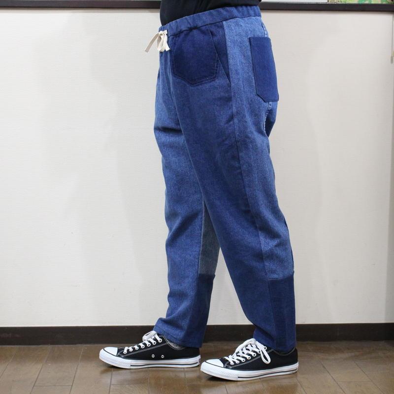 Relax Denim Pants④ / サイズフリー