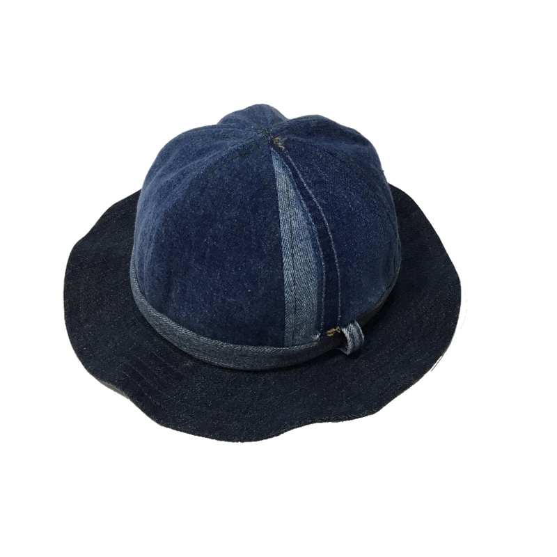 Denim Fatigue Hat⑤