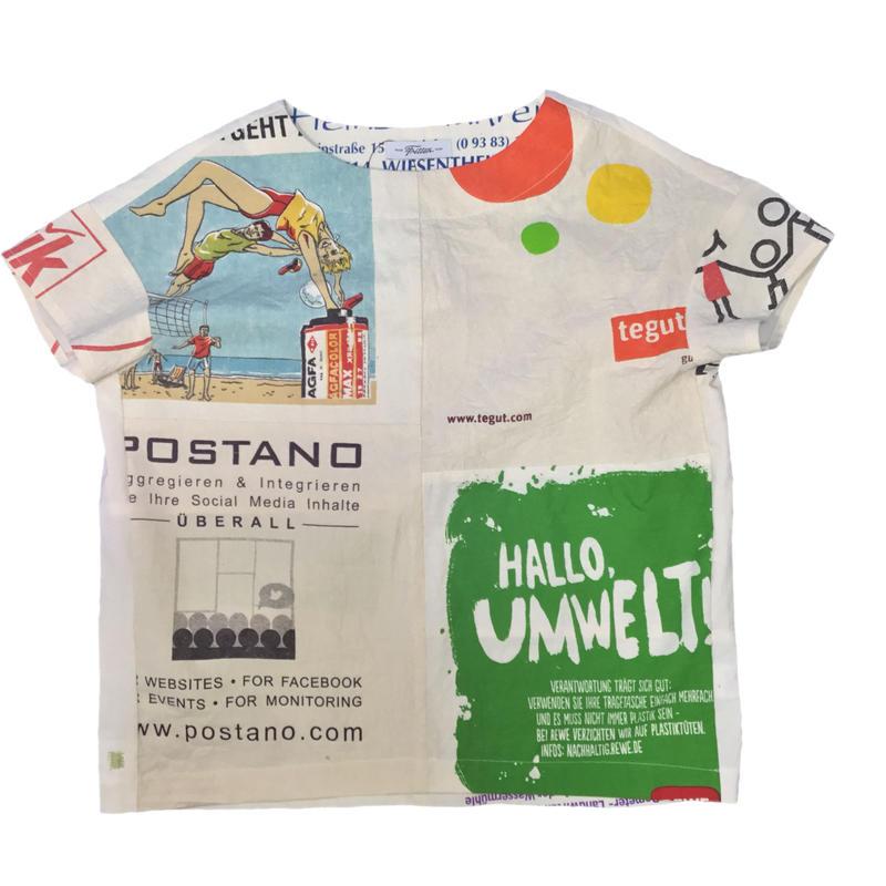Eco T-shirts/エコTシャツ⑥/フリーサイズ