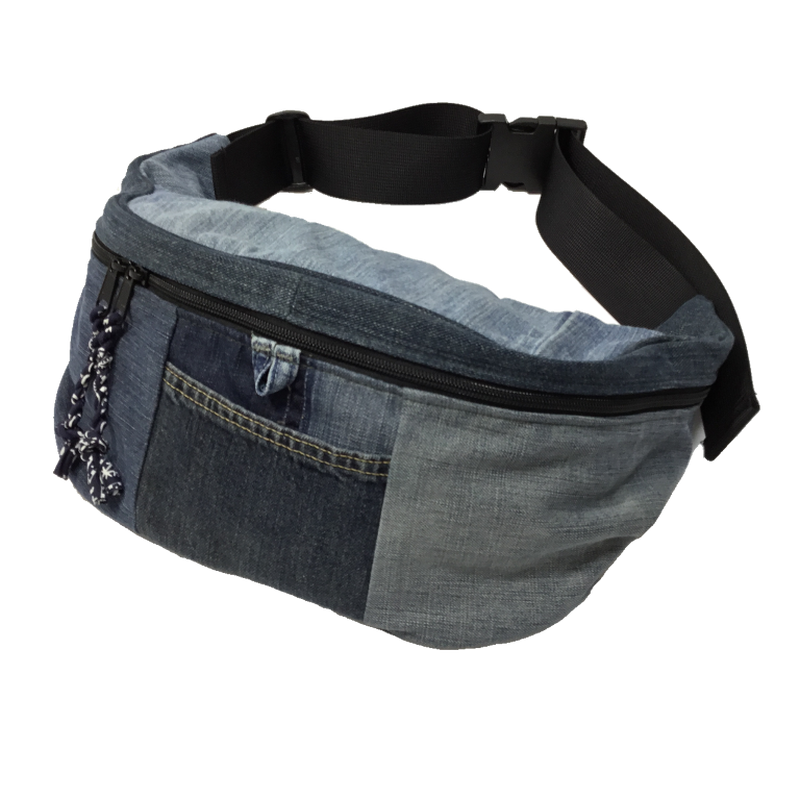 Waist Bag / Denim5