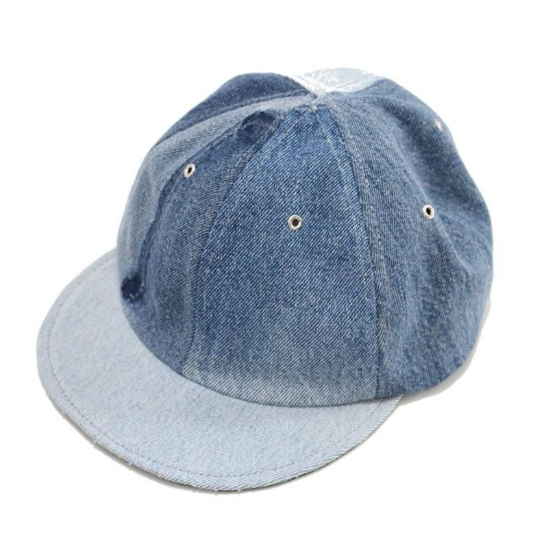 Short brim cap /Denim③