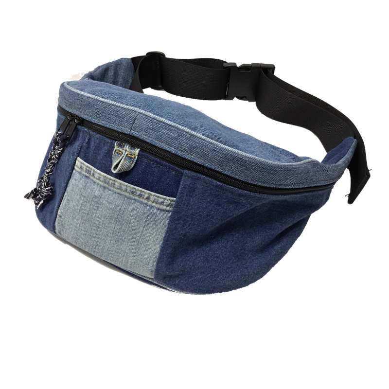 Waist Bag / Denim2
