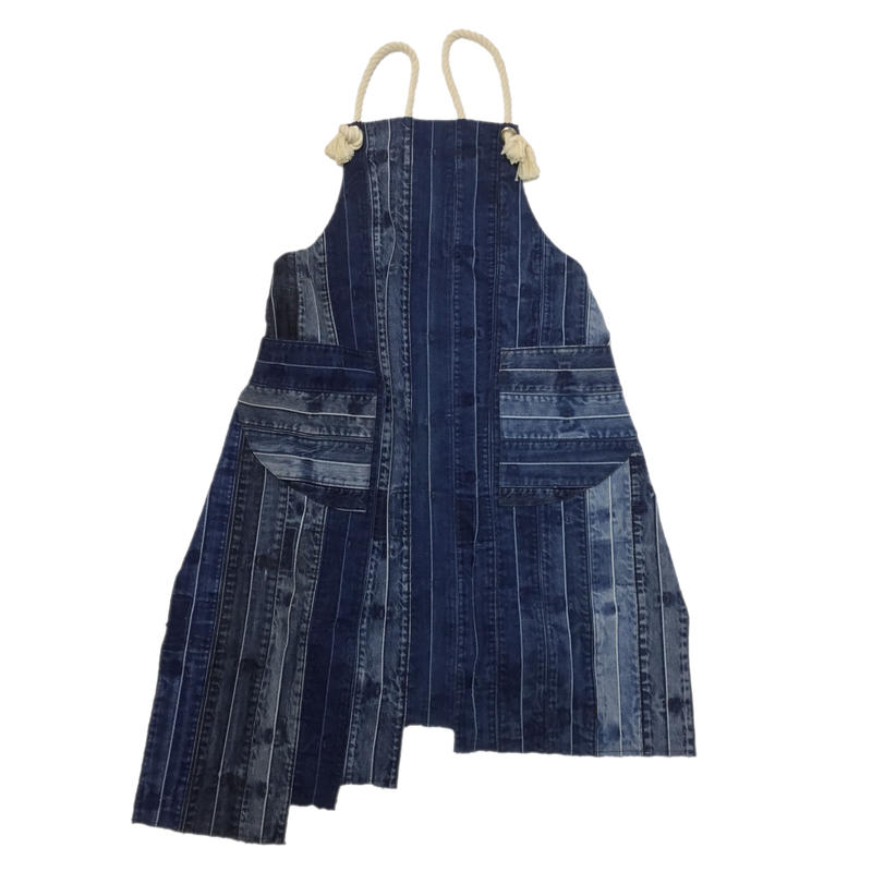 Denim Koshiobi Apron④