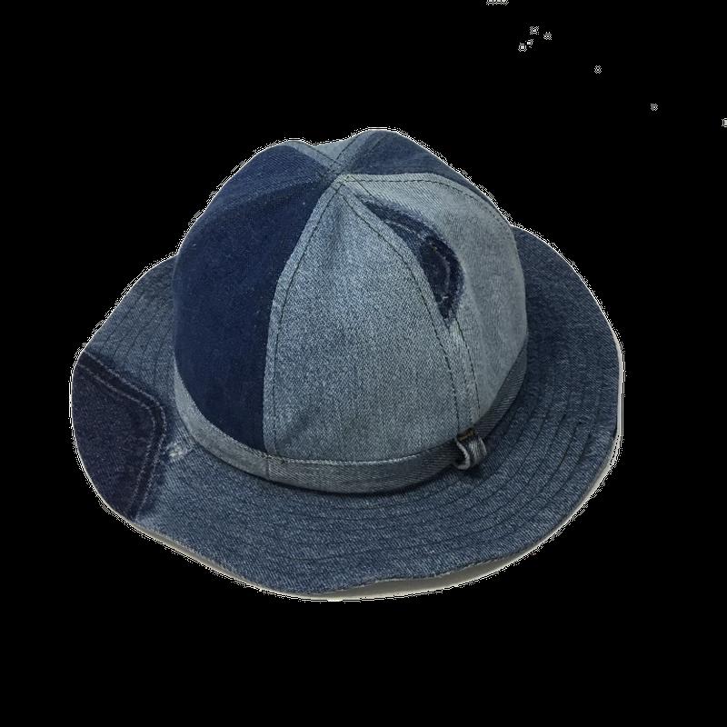 Denim Fatigue Hat④