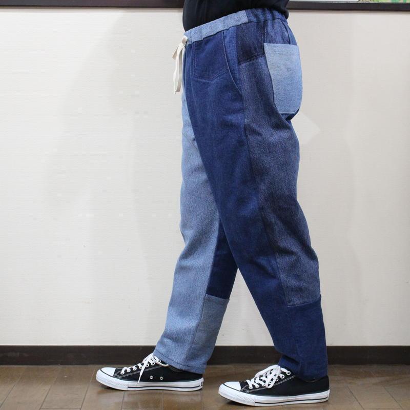 Relax Denim Pants② / サイズフリー