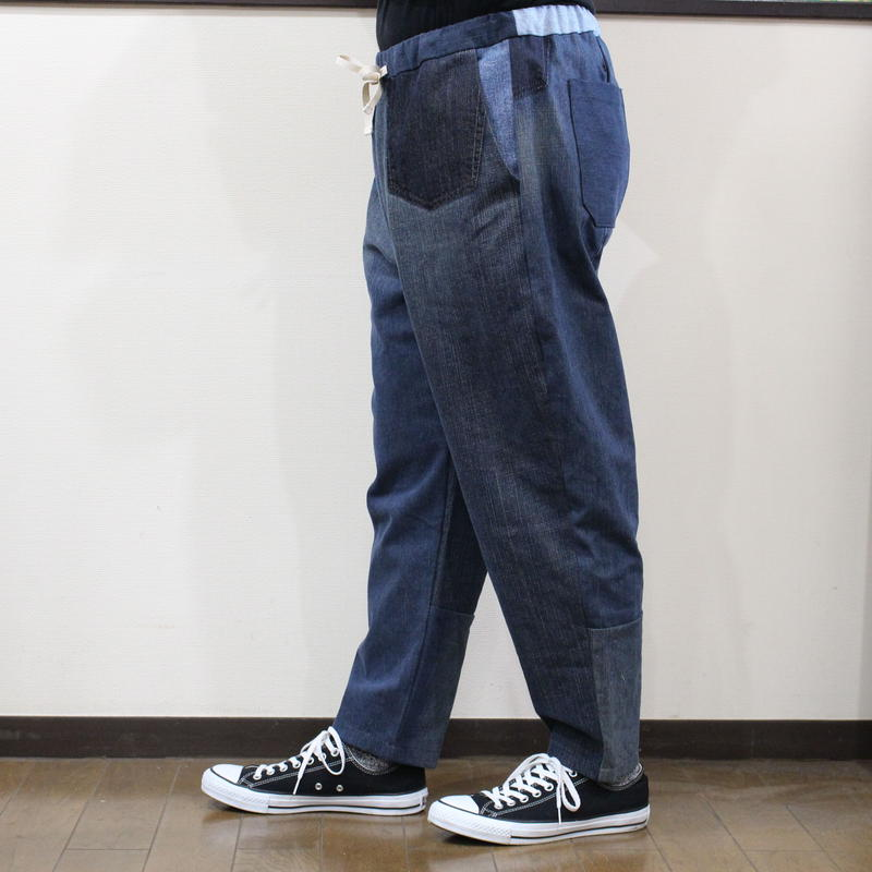 Relax Denim Pants⑤ / サイズフリー