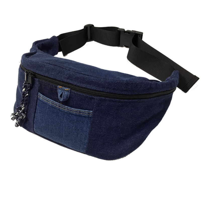 Waist Bag / Denim1
