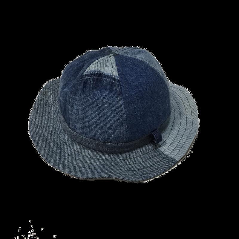Denim Fatigue Hat③