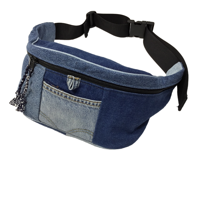 Waist Bag / Denim3