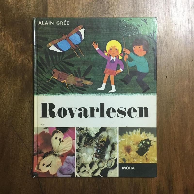 「Rovarlesen」ALAIN GREE(アラン・グレ)