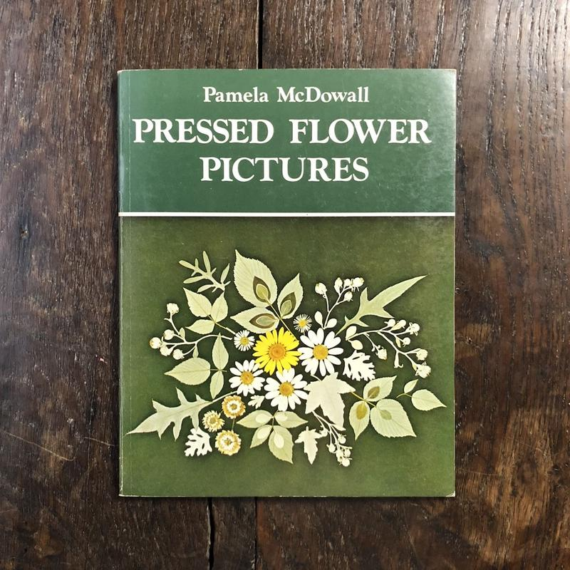 「PRESSES FLOWER PICTURES」Pamela McDowall
