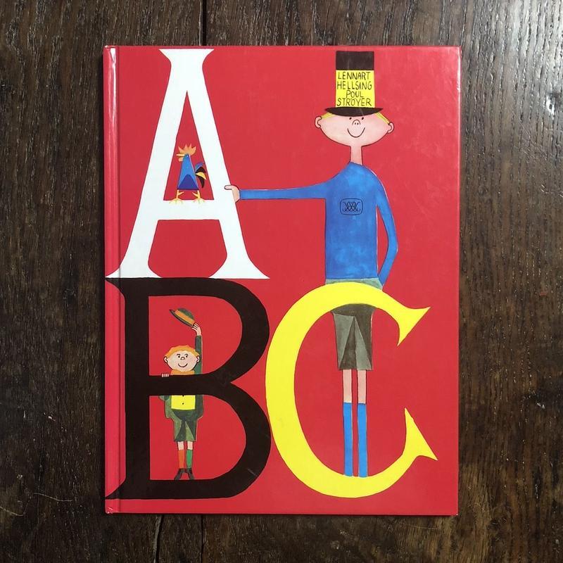 「ABC」Lennart Hellsing(レンナート・ヘルシング) Poul Stroyer(ポール・ストロイエル)