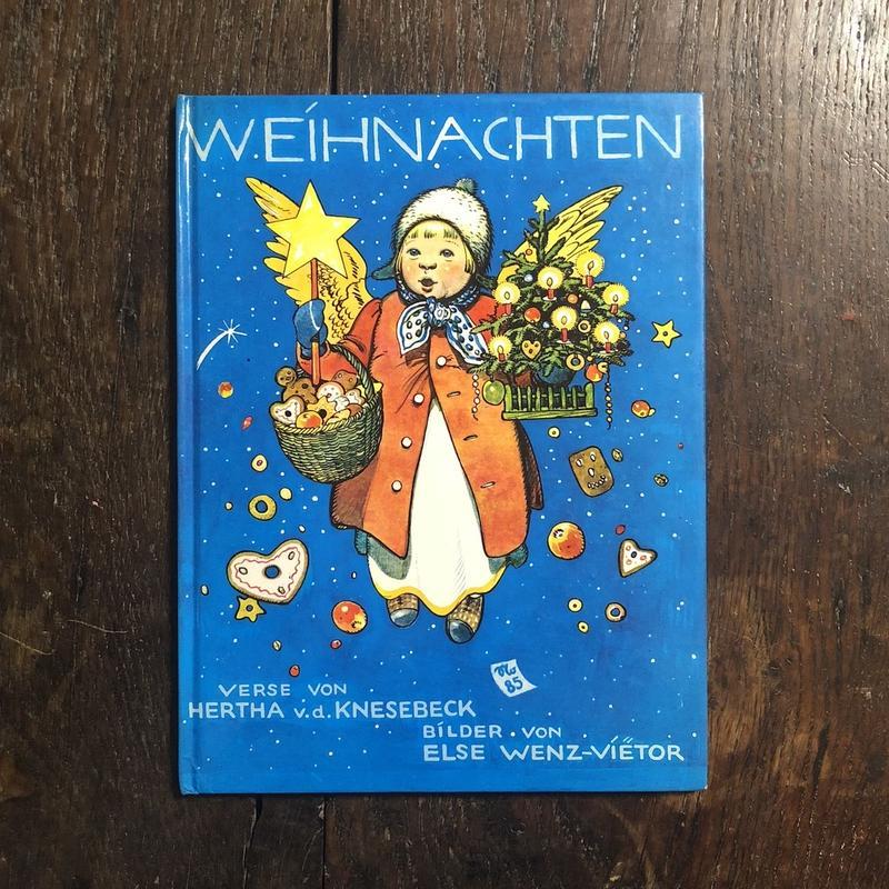 「WEIHNACHTEN」Else Wenz-Vietor(エルゼ・ヴェンツ・ヴィエトール)