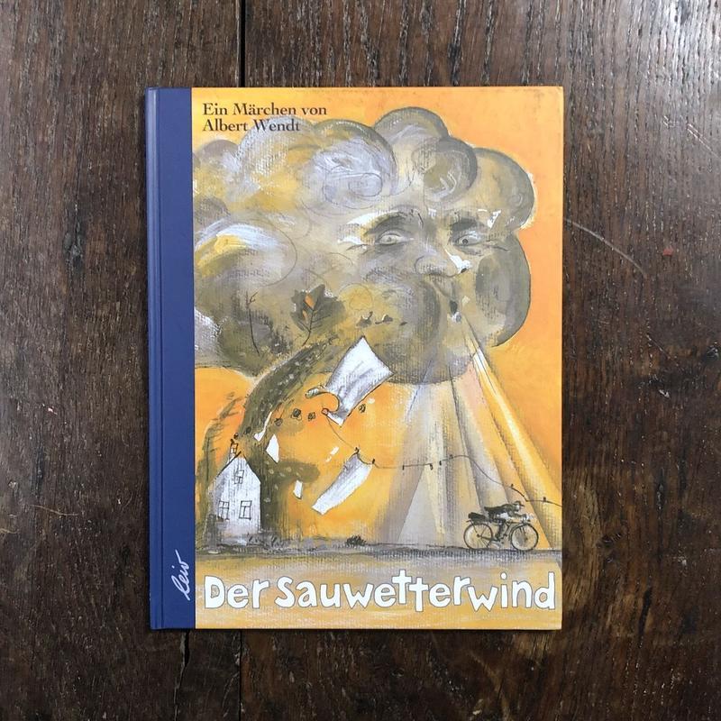 「Der Sauwetterwind」Albert Wndt Gerhard Lahr