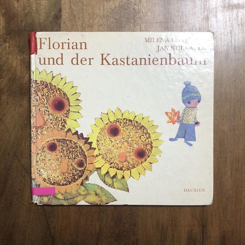 「Florian und der Kastanienbaum」Milena Lukesova Jan Kudlacek(ヤン・クドゥラーチェク)