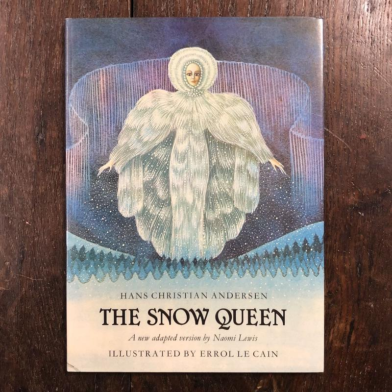 「THE SNOW QUEEN」Errole Le Cain(エロール・ル・カイン)