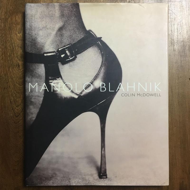 「MANOLO BLAHNIK」COLIN McDOWELL