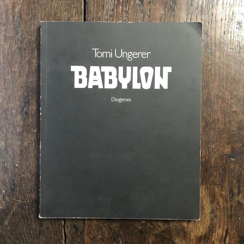 「BABYLON」Tomi Ungerer(トミー・ウンゲラー)