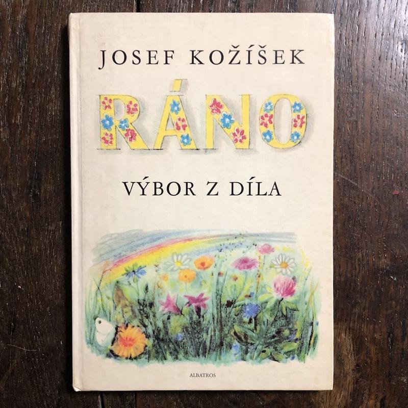 「RANO」Josef Kozisek Vaclav Karel