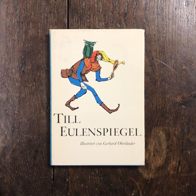 「TILL EULENSPIEGEL」Gerhard Oberlander(ゲルハルト・オーバーレンダー)