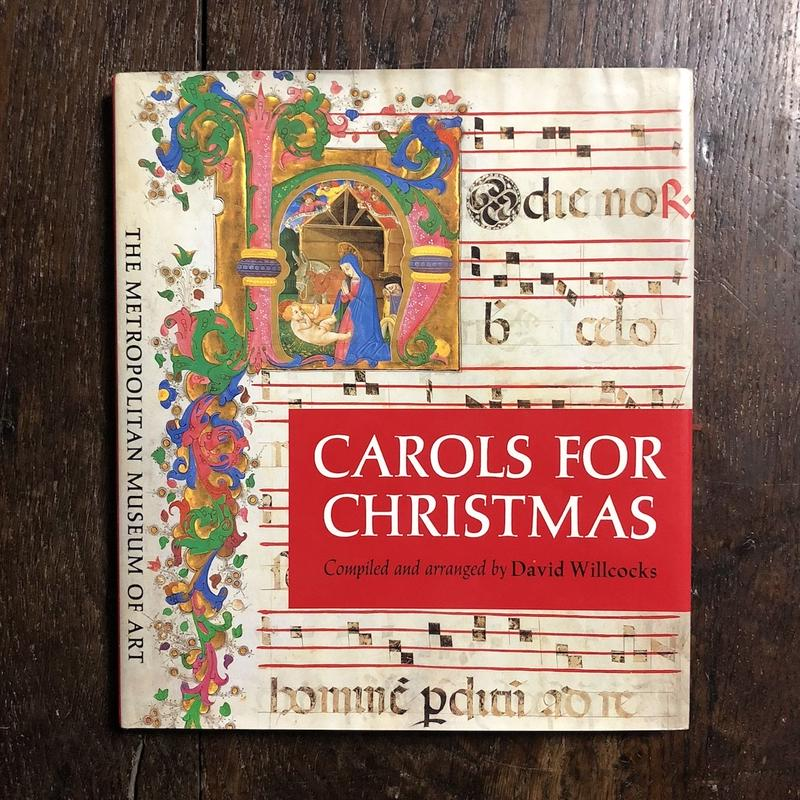 「CAROLS FOR CHRISTMAS」David Willcocks