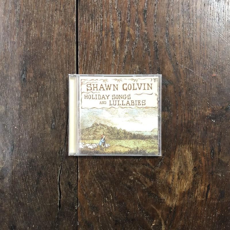 「HOLIDAY SONGS AND LULLABIES」Shawn Colvin Mourice Sendak(モーリス・センダック)