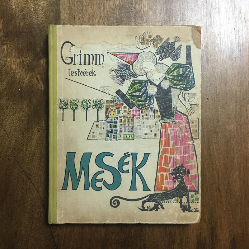 「MESEK」Grimm ANGI PETRESCU-TIPARESCU