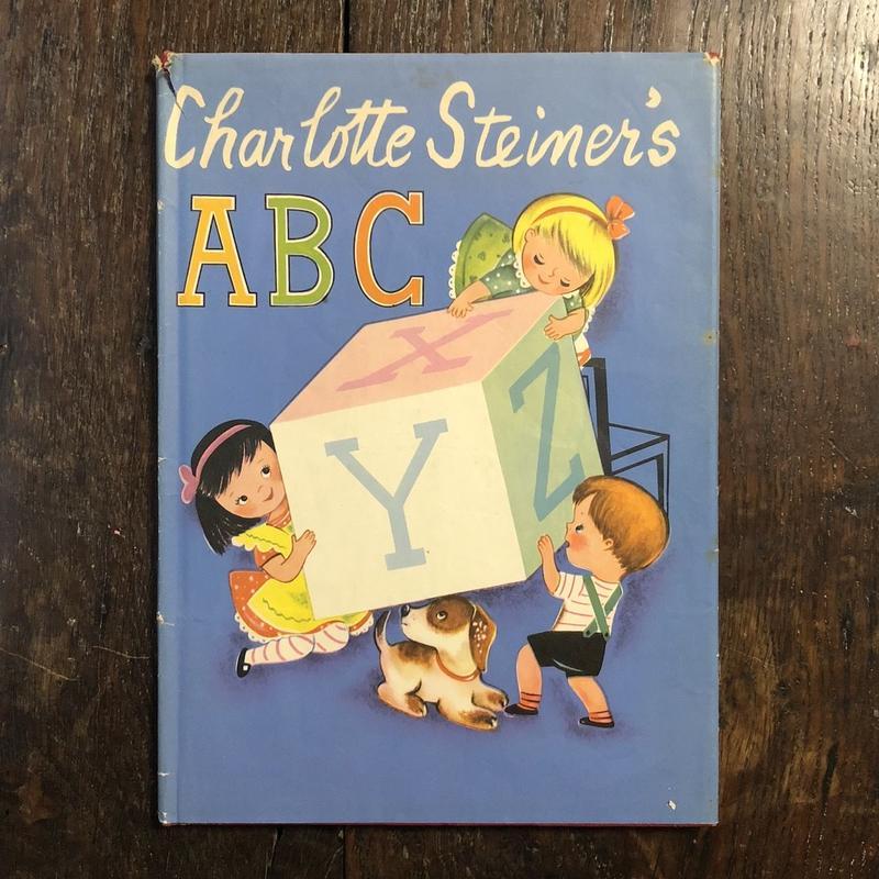 「Charlotte Steiner's ABC」Charlotte Steiner(シャーロット・スタイナー)