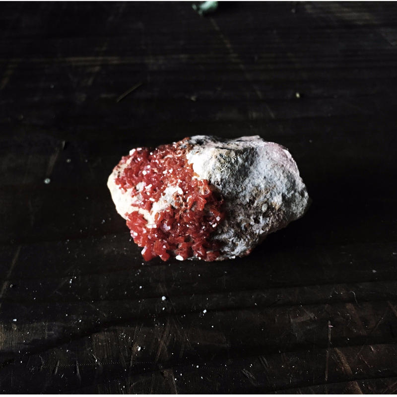 バナジン鉛鉱
