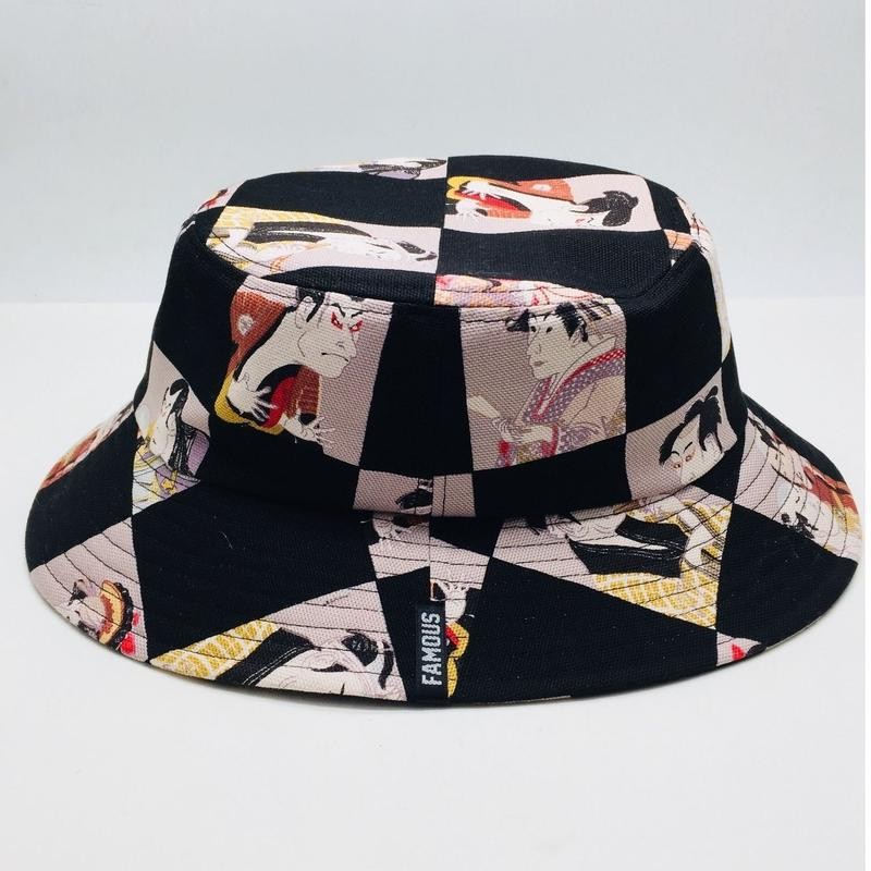 【World wide Famous】UKIYOE   HAT