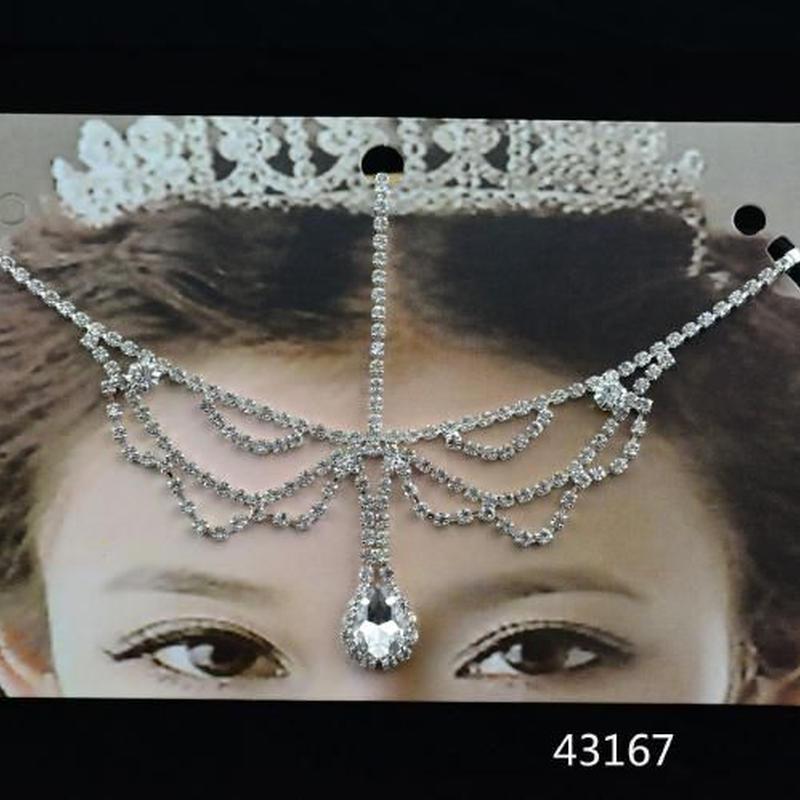 【LuxuryRose】 エキゾチックな装いに★ヘッドドレス  髪飾り
